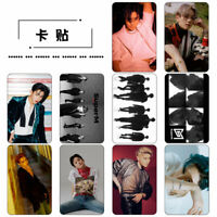 10pcs/set Kpop SuperM 1st Mini Album PostCard Photocard BeakHyun Taemin Taeyong