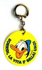 Portachiavi Paperino Donald Duck - Sorridi, La Vita E' Bella! Uao!
