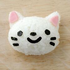 Kilofly Bento Rice Ball Sushi Lovely Onigiri Mould DIY Panda/ Cat Shape Mold
