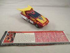 Vintage 1986 G1 Transformers Hot Rod MINT condition, no guns