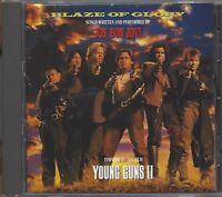 BON JOVI / BLAZE OF GLORY - YOUNG GUNS II * CD 1990