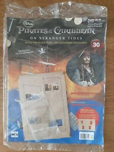 Hachette Pirates of the Caribbean Build the Black Pearl Pirate Ship issue 30