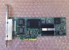 Dell Intel Pro 1000 VT Quad Port Gigabit Server Adapter Ethernet PCI-e  HM9JY