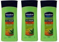 Vaseline Lotion Unisex Skin Care Moisturisers
