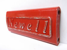 Used Newell Conventional Reel Part - R 533 5.5 Red - Spacer Bar #A