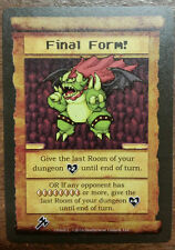 Boss Monster Final Form! Promo Card Brotherwise Games