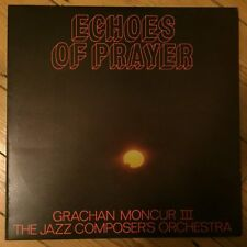 J2003 Grachan Moncur III, Jazz Composers Orchestra Echoes of Prayer