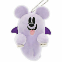 Disney Resort Tokyo 2020 Halloween Mickey Ghost Plush Charm Set of 3