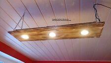 NEU! Holz LED Deckenlampe Hängelampe Holzleuchte Vintage