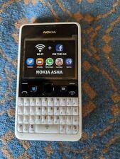 Nokia Asha  210 .4   White  Mobile Phone  UNUSED