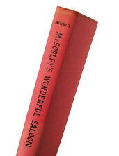 McSorley's Wonderful Saloon by Joseph Mitchell (1943, Hardback)