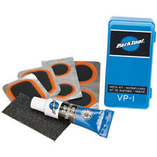 2 Pack! Park Tool VP-1 Vulcanizing Bicycle Inner Tube Patch Kit w/ 6 Patches