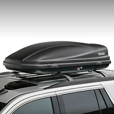 19329018 GMC Chevrolet Buick OEM Thule Roof Mounted Luggage Carrier Black NEW
