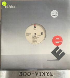 "THE CREATOR -PETER ROCK & C L SMOOTH 12"" Promo Hip Hop Vinyl Record Rare Nr Mint"