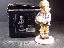 "Hummel Goebel Hum 485 Gift From A Friend 4 1/8"" w/ Orig Box Tmk 7"