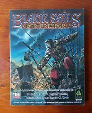 D20 System Black Sails Over Freeport Game Book D&D Dungeons & Dragons RPG Manual