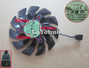 Gigabyte AORUS Xtreme Gaming GTX1080 1070 1060 Eagle Graphics card fan T129215BU