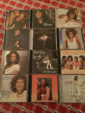 WHITNEY HOUSTON We Will Always Love You DVD + MEGA BUNDLE 11 CD SET RARE + BONUS