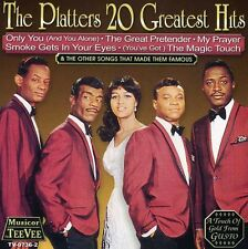The Platters - 20 Greatest Hits [New CD]