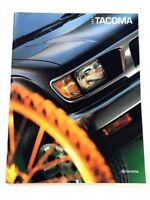 1997 Toyota Tacoma Truck 28-page Original Car Sales Brochure Catalog - 4x4 4wd