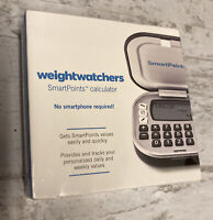New WEIGHT WATCHERS SmartPoints Calculator Factory Sealed Box