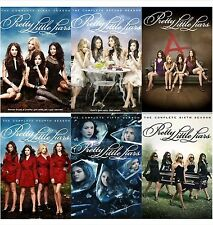 Pretty Little Liars - The Complete DVD Series Seasons 1 2 3 4 5 6 New Sealed 1-6