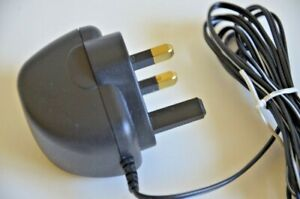 AC 230-240V Adapter DC 6.V 50mA Power Supply Cord Cable UK Plug Type Csec CE UL