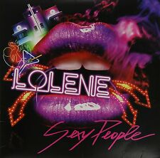 Sexy People [Single] [10/6] [12 inch Vinyl Disc] by Lolene (Vinyl, Oct-2009, Cap