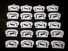 Cutlass / 442 Windshield & Rear Window Trim Molding Clips- 1978-87- Qty.20- #023