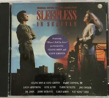 Various Artists - Sleepless in Seattle CD Original Soundtrack