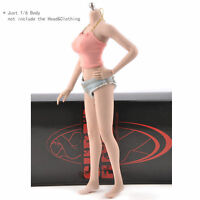 TBLeague 1/6 Phicen Female Seamless Large Bust Figure Body Only Suntan S09C Doll