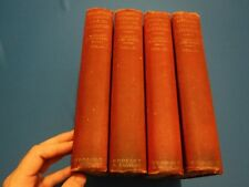 English Literature: An Illustrated Record in Four Volumes- Richard Garnett, 1903