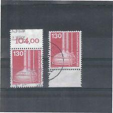 Gestempelte ungeprüfte Briefmarken aus Deutschland (ab 1945) mit Technik-Motiv