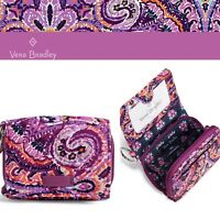 Vera Bradley Iconic RFID Card Case in Dream Tapestry pattern