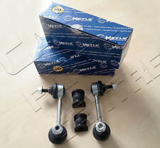 FOR HONDA ACCORD 2.2 CTDi MK7 FRONT HEAVY DUTY STABILISER DROP LINKS D BUSHES
