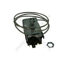 Véritable indesit thermostat - 3 cont. 077b-6584 kit L.455mm