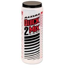 Maxima Quick 2 Mix 2 Stroke Oil /Gas Mixer Oil Ratio Mixing Bottle  2SMOKER