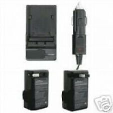Battery Charger for Panasonic Lumix DMCFX7PPS DMC-FX7PP