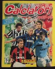 1998 1999 Panini Calciatori sticker Album 647/699 Italian collection RONALDO