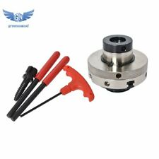 4 Inch 4 Jaw Self Centering Lathe Chuck Set With 1 Inch X 8tpi Thread