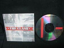the clash - UK promotional sampler CD - 6 track - [Columbia SAMP CM7749]