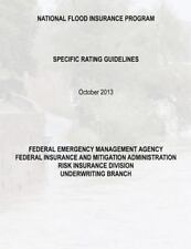 National Flood Insurance Program Specific Rating Guidelines (2013, Paperback)