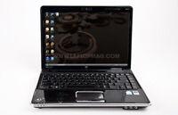 New HP Pavilion Laptop DV4 DV4t Core 2 Duo 4GB Blu-ray White Webcam Vista TV BT