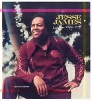 JESSE JAMES Let Me Show You - New Soul R&B LP Vinyl (Soul Junction) 70s Modern
