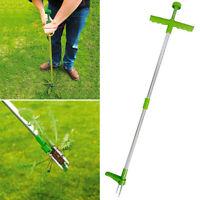 Weed Puller Twister Stahlklaue Gras Unkrautentferner Killer Garten Handwerkzeug