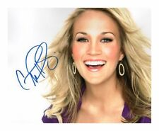 CARRIE UNDERWOOD AUTOGRAPHED SIGNED A4 PP POSTER PHOTO PRINT 1