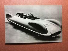 G713 Postcard  Car  Tom Sneva set record 198mph 1977