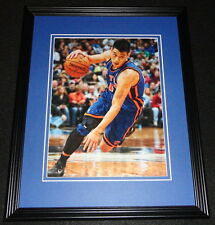 Jeremy Lin 2012 Knicks Linsanity Framed 11x14 Photo Display