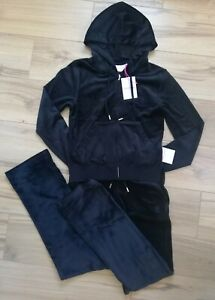 Juicy Couture Tracksuit Set *Velvour* Robertson Hoodie+Del Ray Pant: S, M, L