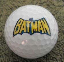 1 Dozen (Batman LOGO) Titleist Pro V1x Mint Golf Balls